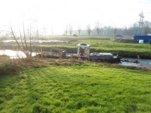 Werkzaamheden water Krommeland