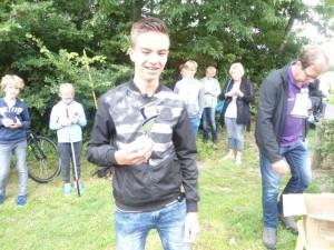 Wedstrijd Santpoort jeugd 2017